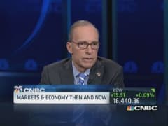Kudlow: Yellen operating from 'wrong model'