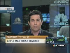 Analyst thinks Apple to boost buyback
