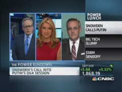 Power Rundown: Snowden calls Putin