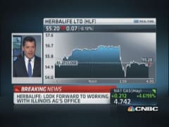 Herbalife responds to Illinois investigation