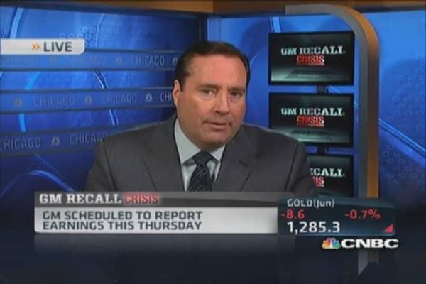 GM's recall woes grow