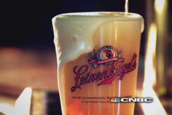 Leinenkugel: A beer drinker's favorite tongue-twister