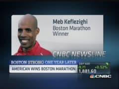 Why Nike dropped me: Boston Marathon winner