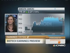 Biotech earnings: All eyes on Gilead