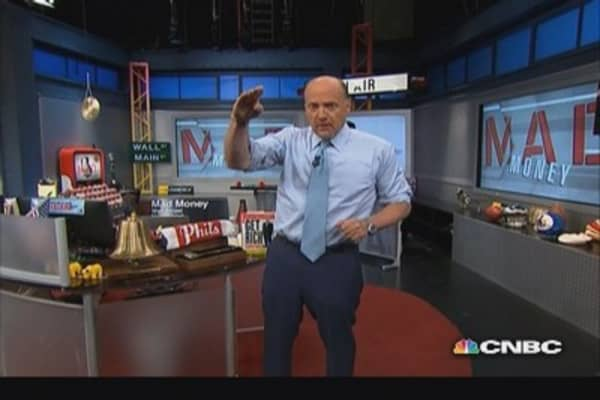 Leadership in today's market: Cramer