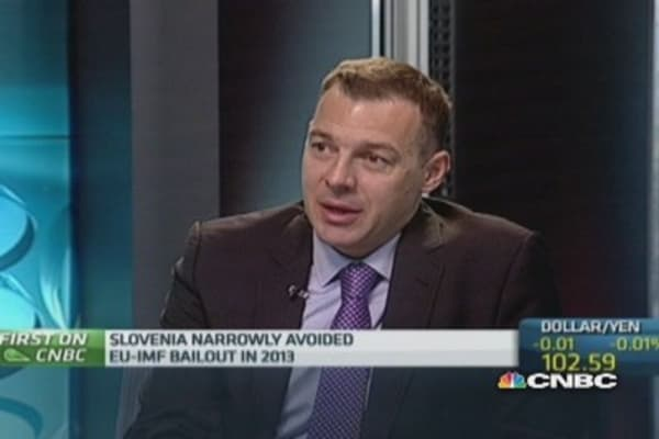 I'd prefer softer sanctions on Russia: Slovenia Fin Min