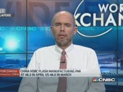 China is in a 'rut': Pro