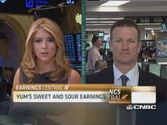 YUM will grind higher: Analyst