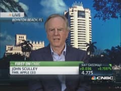 John Sculley: Time for Cook's first creative leap