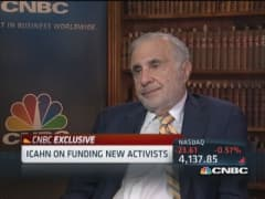 Carl Icahn to seed activist funds