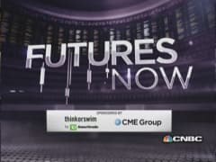 Futures Now: Expensive lattes ahead?