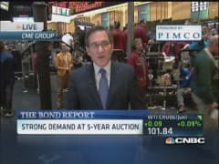 Santelli: 5-Year bid to cover 2.79