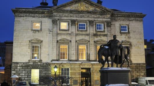 Royal Bank of Scotland headquarters, Edinburgh