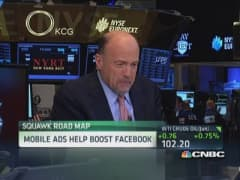 Cramer: Facebook is a monster