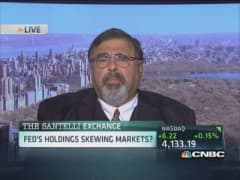 Santelli Exchange: Fed's yield curve bias