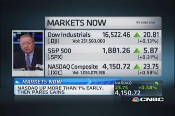 Cashin: 'Baby bears' may put S&P 500 on road to 1,900