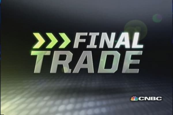 FMHR Final Trade: DHI, GBX & MCD