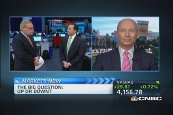 Market worries: Fed, geopolitics & more