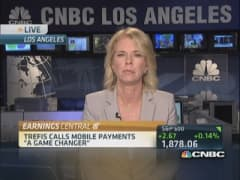 Starbucks bullish on mobile payments