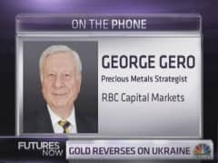 What Ukraine could mean for gold: RBC¿s Gero