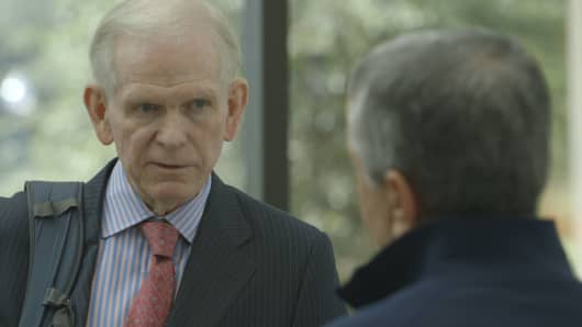Jeremy Grantham, co-founder and chief investment strategist of Grantham Mayo van Otterloo.
