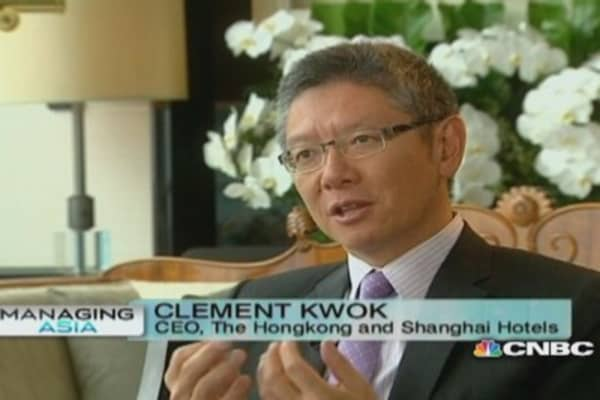 Kwok: Lingering concerns about Thailand and China