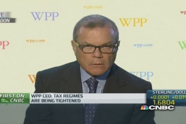 Brazil and India doing well: WPP CEO