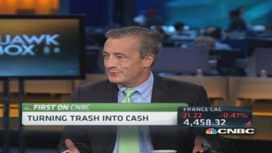 Garbage creates more energy than solar: WM CEO