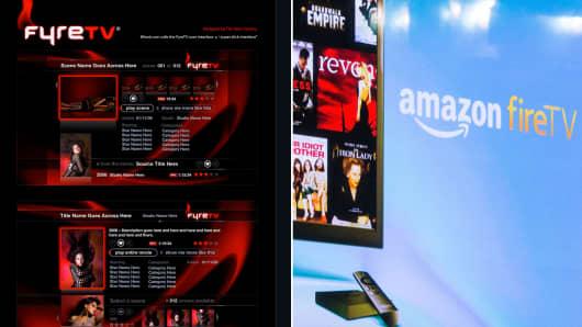 Fyre TV is suing Amazon, alleging trademark infringement over the Fire TV name.
