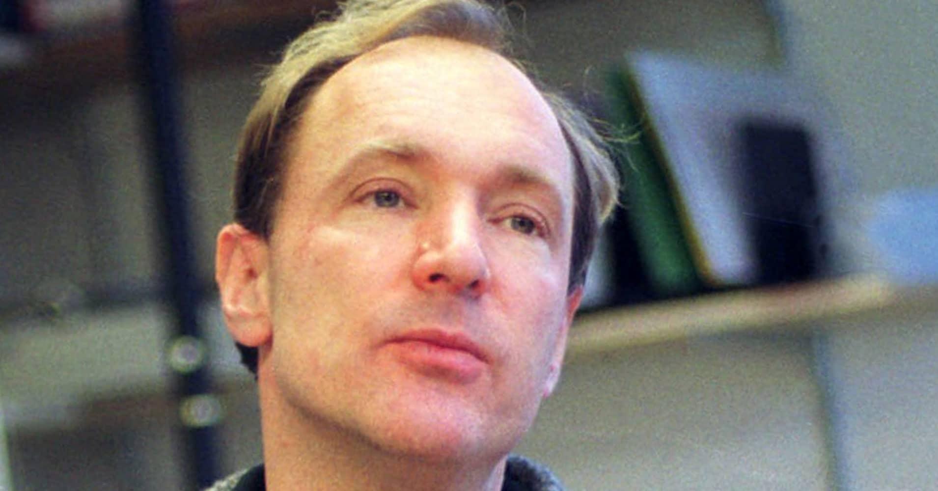 Sir Tim Berners-Lee on artificial intelligence worries