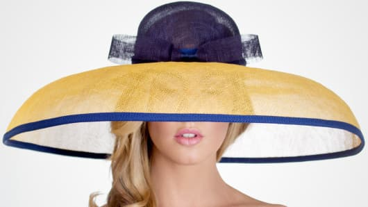 Pool by Formé Millinery