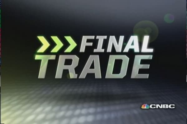 FMHR Final Trade: BAC, JNJ, MAS, & more