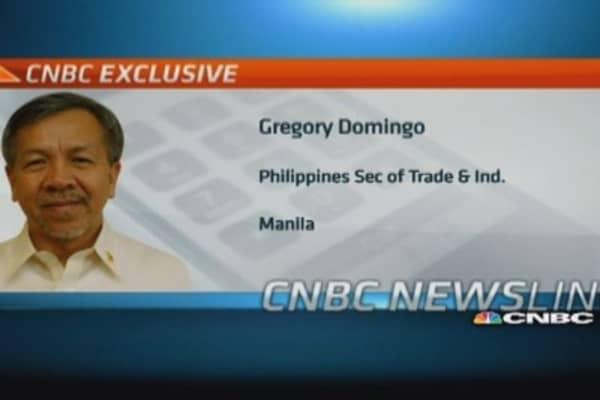 TPP will benefit us: Philippines Secretary of Trade