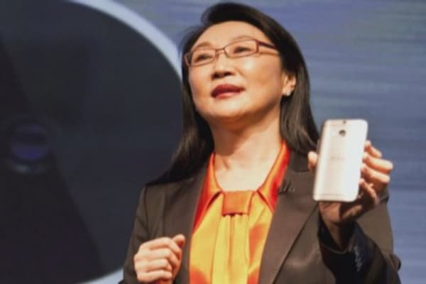 Cher Wang fights to remain top woman in telecoms