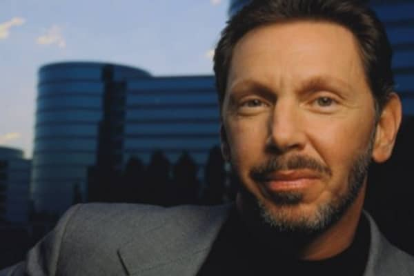 Larry Ellison's Oracle shaped enterprise computing