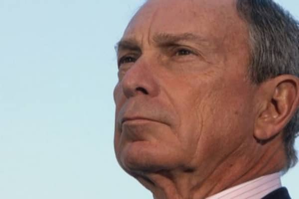 Michael Bloomberg gets fired, changes Wall Street