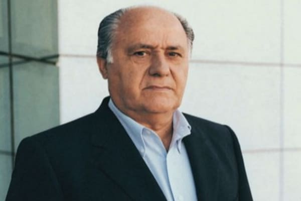 Amancio Ortega refashions retail apparel industry