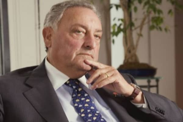 Sandy Weill defines the art of the Wall Street deal