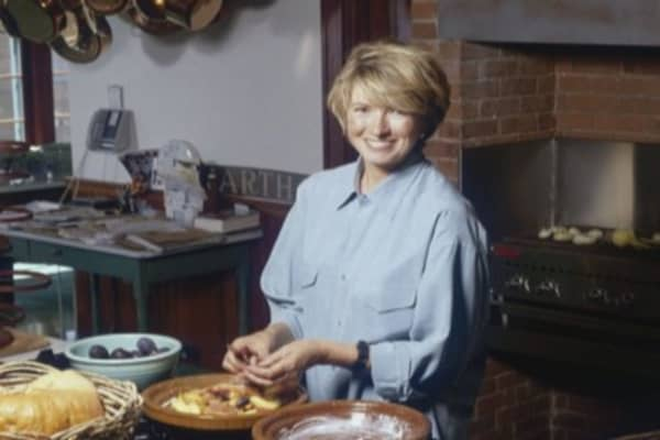 Martha Stewart stamps her brand on homemaking