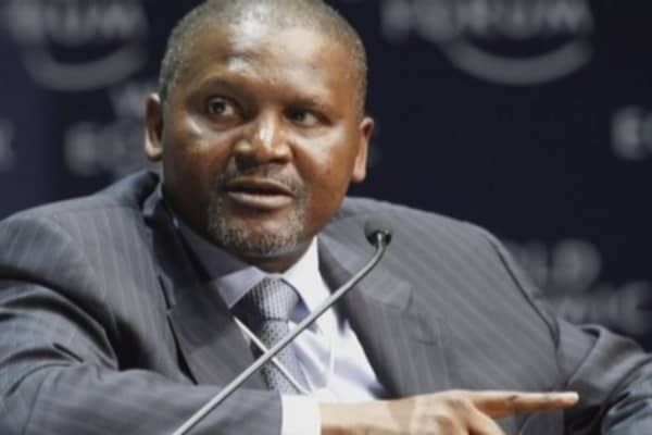 Aliko Dangote makes his billions as Nigeria grows