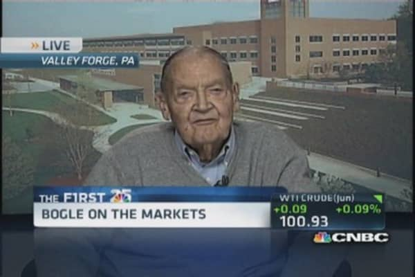 Jack Bogle: Flash trading means nothing to investors
