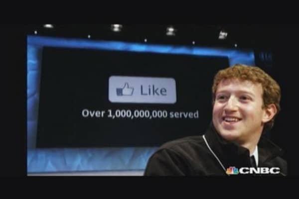 Zuckerberg's sweat to success