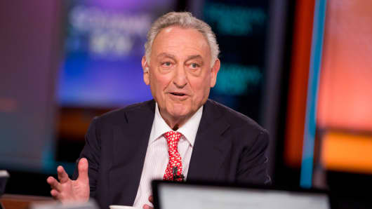 Sandy Weill, former CEO of Citigroup.