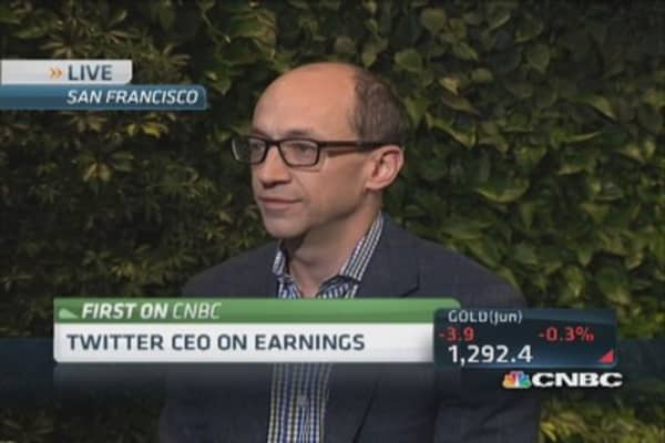 Twitter's plans to re-engage users: CEO