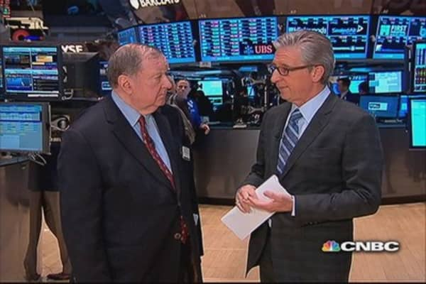 Cashin says: Anticipating today's taper