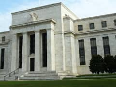 Federal Reserve building, Washington.