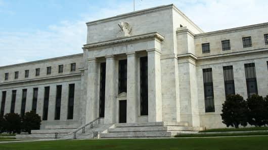 Federal Reserve building, Washington.