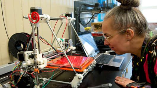 3D printing at NextFab