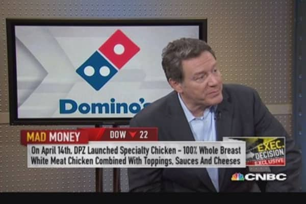 Digital drives Domino's volume: CEO