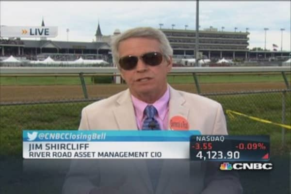 Kentucky Derby horse owner: Not a good way to make money